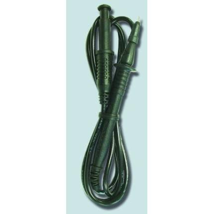 HT-Instruments P710EU Messleitung mit Prüfspitze schwarz für HT710, HT712