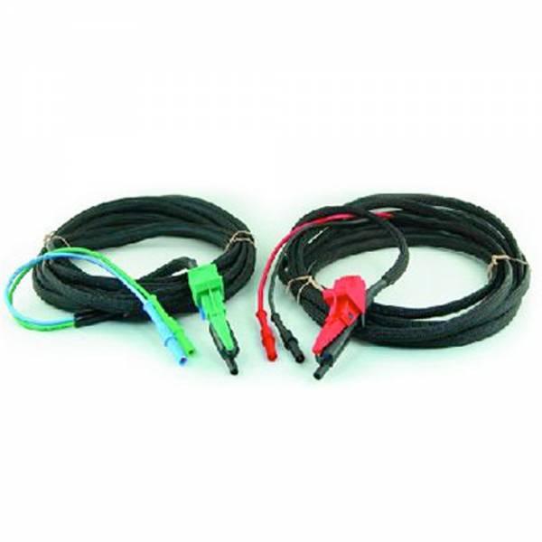 HT-Instruments C7000/05 Kabelsatz 2 Paar mit je 2 Leitern, je 5 m