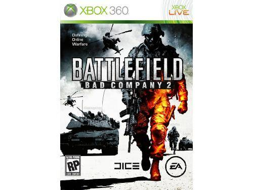 Battlefield Bad Company 2 X-Box 360