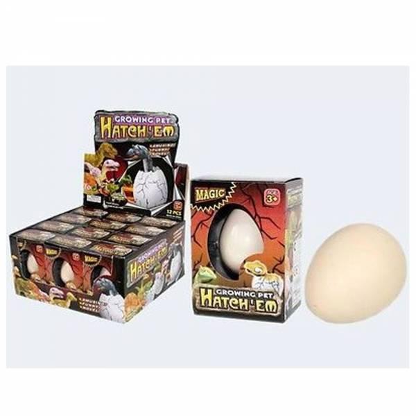 """Magisch wachsendes Ei """"Dino"""""""