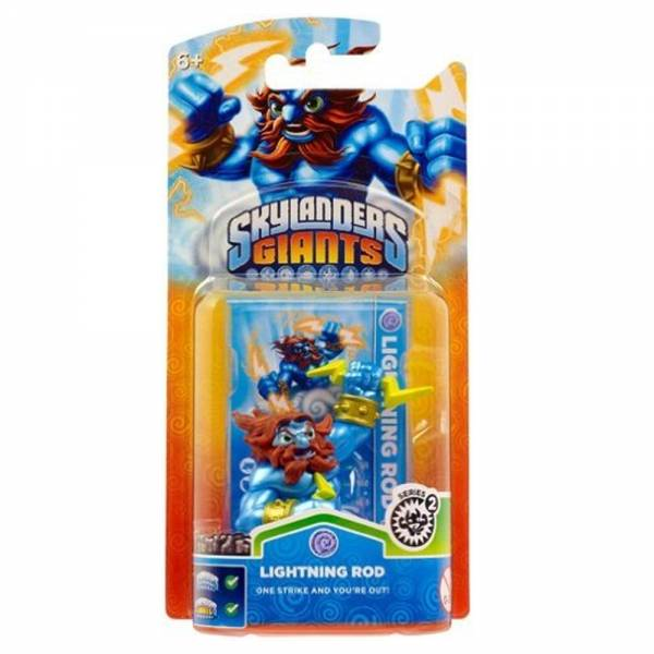 SKYLANDERS GIANTS Figur - Lightning Rod