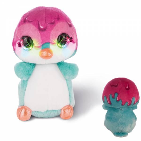 NICIdoos Flashies Sirup Pinguin Crazy, ca 16cm