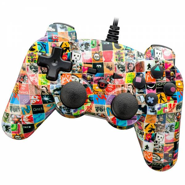 "Controller Limited Edition - Street II ""STREET CHIC"" PS3 / PC (BigBen)"