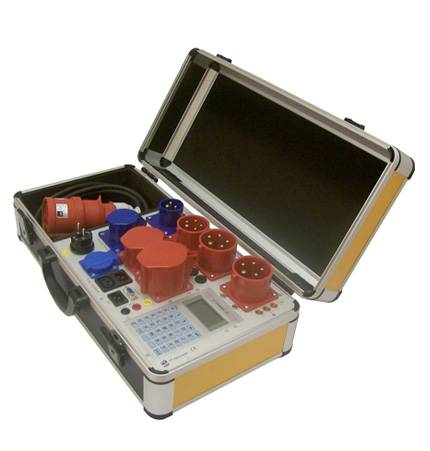 HT-Instruments HT-Power 0701/0702 3P STVDE 701/02 Prüfgerät für 1 und 3 phasige Betriebsmittel
