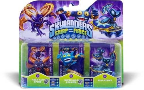 Skylanders SWAP FORCE Triple Pack Magic