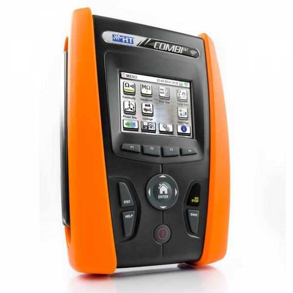 HT-Instruments COMBI G2VDE 0100 Installationstester mit Touchscreen