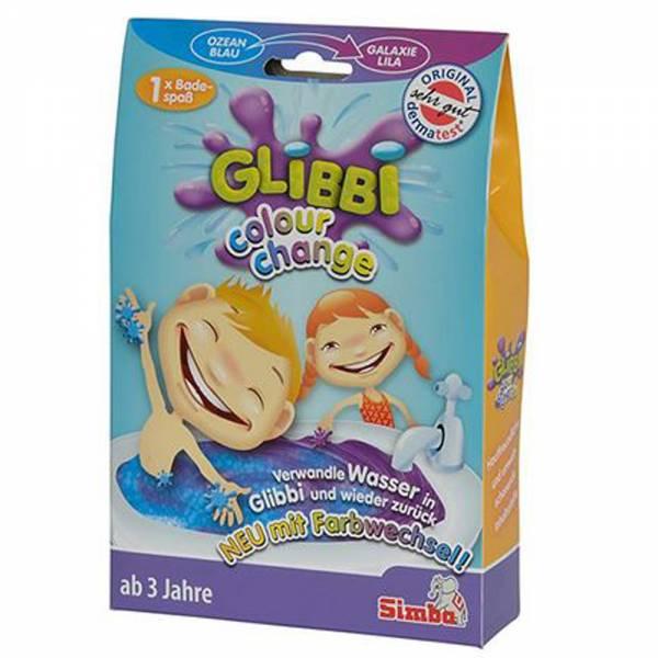 """Simba """"Glibbi Colour Change"""" ozeanblau-galaxie-lila"""