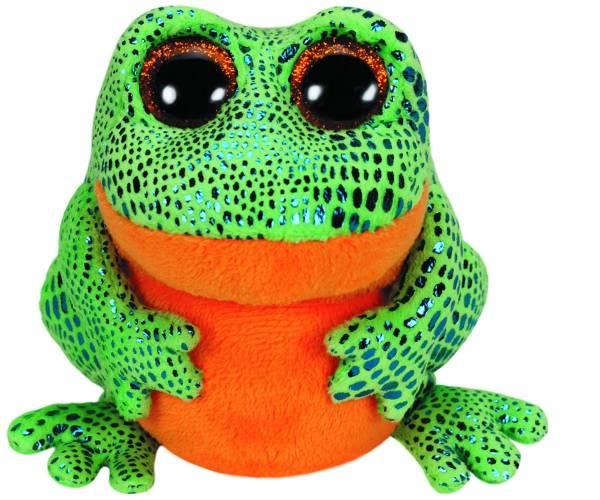 "Ty Beanie Boo's, ""Speckles"", Frosch, grün, ca. 15cm"