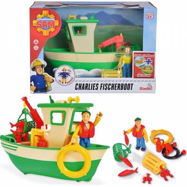 Produkt Abbildung Feuerwehrmann_Sam_Charlies_Fischerboot.jpg
