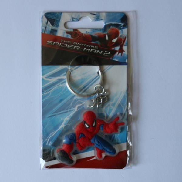 "Amazing Spiderman 2, Soft-Schlüsselanhänger (PVC) Motiv1, ""Fight"""