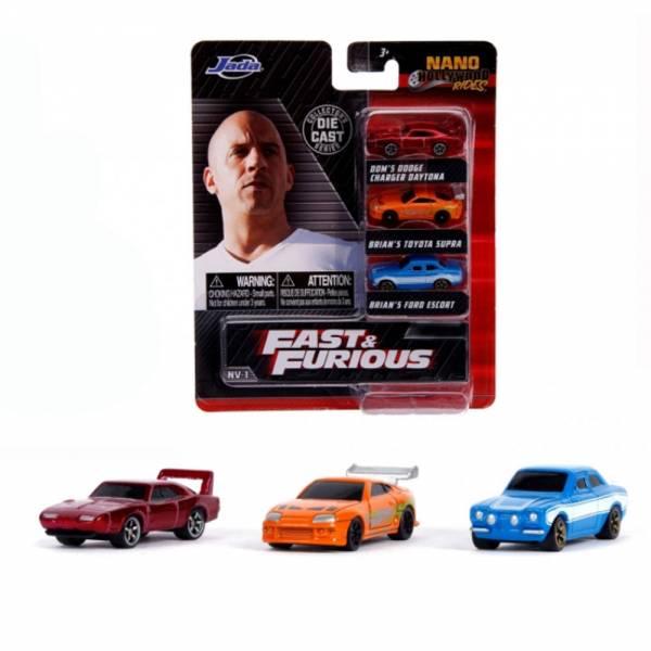 Produkt Abbildung jada_nano_cars_fast_and_fourius.jpg