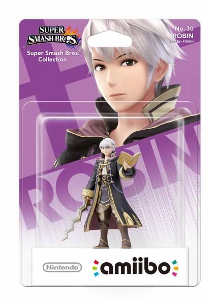 """amiibo - Smash, """"Robin Darean"""", Figur, Wii U / 3DS / 2DS"""