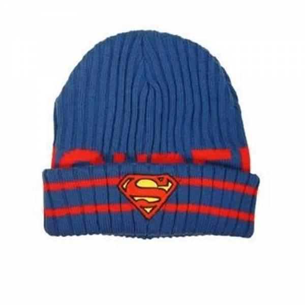 Marvel, Superman Beanie, blau/rot