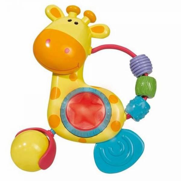 """Simba ABC Licht- und Musikrassel """"Giraffe"""""""