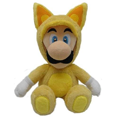 Nintendo Plüschfigur Fox Luigi (22cm)