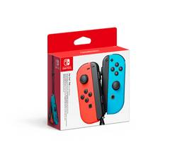Joy-Con 2er-Set - Neon-Rot / Neon-Blau SWITCH (Nintendo)