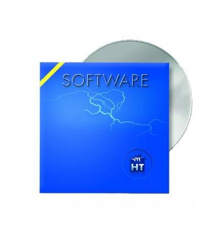 HT-Instruments TOPVIEW Software und Schnittstellenkabel optisch zu USB (C2006)