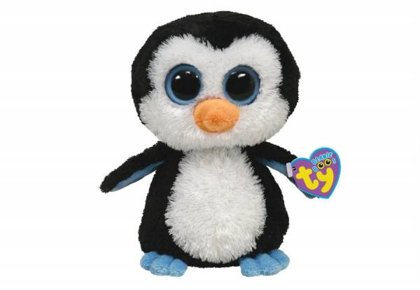 "Ty Beanie Boo's ""Waddles"", Pinguin, ca 15cm"