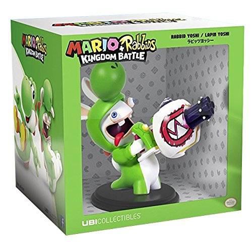 Mario & Rabbids Kingdom Battle - Figur Rabbid Yoshi ca.16,5 cm
