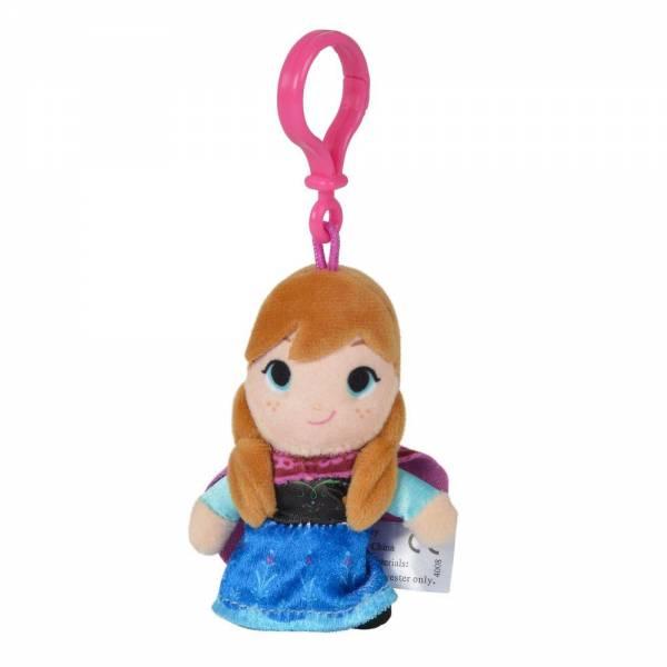 Disney Frozen, Anna, Schlüsselanhänger Plüsch, ca 10cm