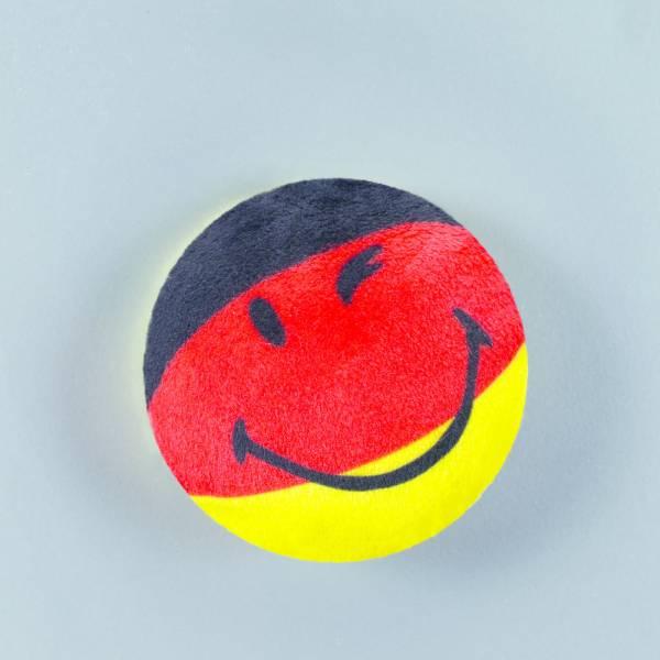 NICI Smiley, s/r/g, magnetisch, ca 8cm