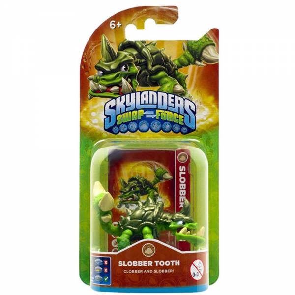 SKYLANDERS SWAP FORCE - Slobber Tooth