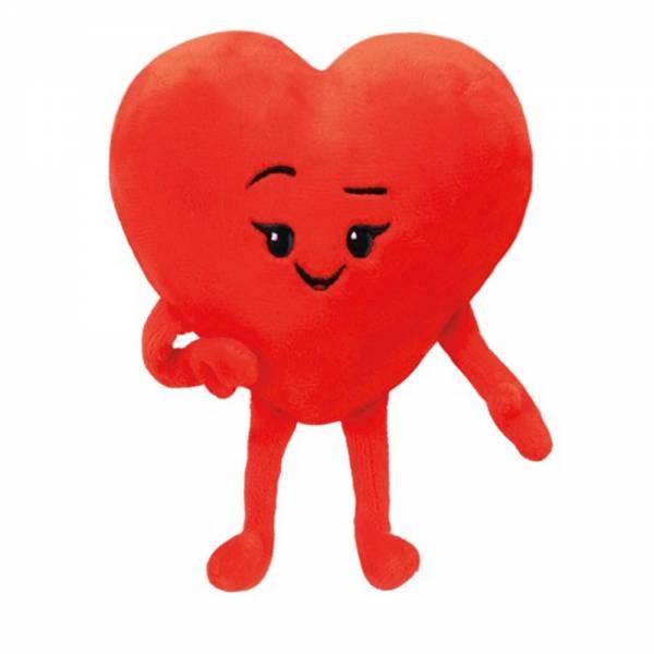 Glubschi´s Emojis, Herz, ca 15cm