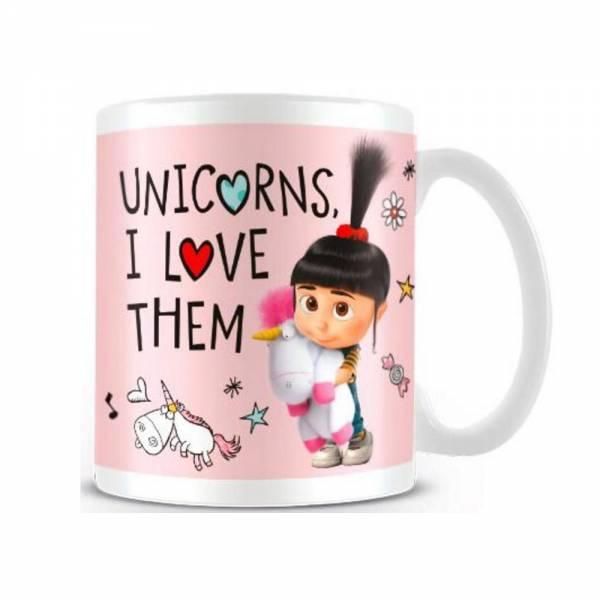 Produkt Abbildung minion_tasse_unicorns_i_love_them.jpg