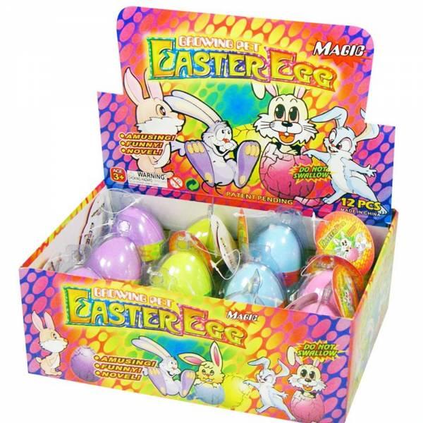 """Magisch wachsendes Ei """"Hasen/Rabbit Egg"""""""