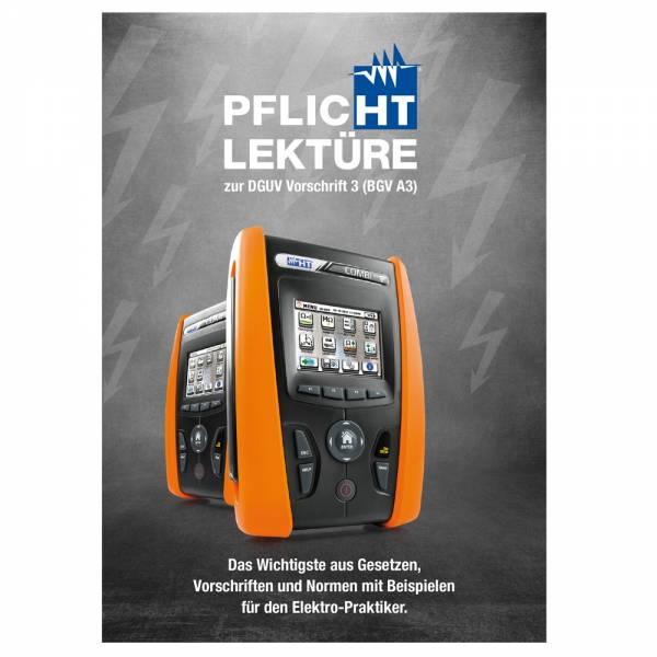 HT-Instruments Handbuch / PflicHT-LektüreHandbuch zur DGUV Vorschrift 3 (BGV A3)