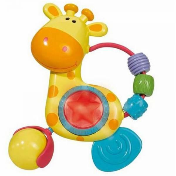 "Simba ABC Licht- und Musikrassel ""Giraffe"" *Umverpackung defekt* Einzelstück"