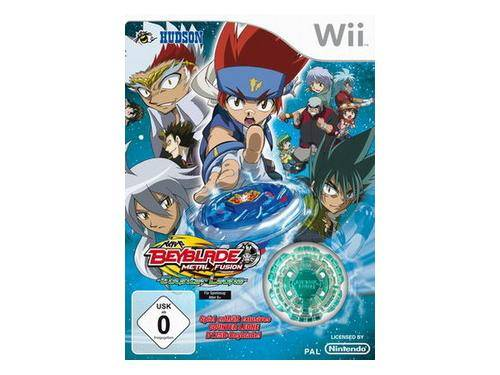 Beyblade: Metal Fusion Wii