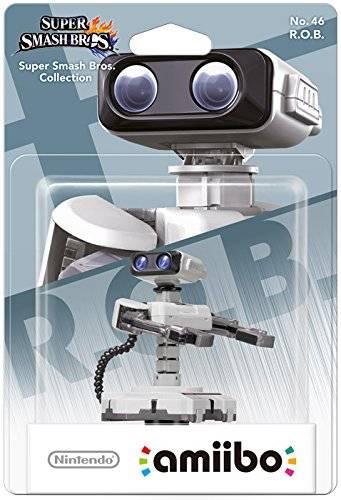 amiibo - Smash R.O.B. Figur Wii U / 3DS / 2DS