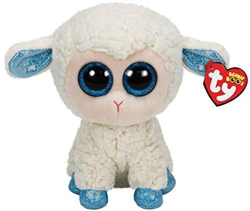 Glubschi´s, Olga-weis, Schaf mit blauen Hufen ca.24cm