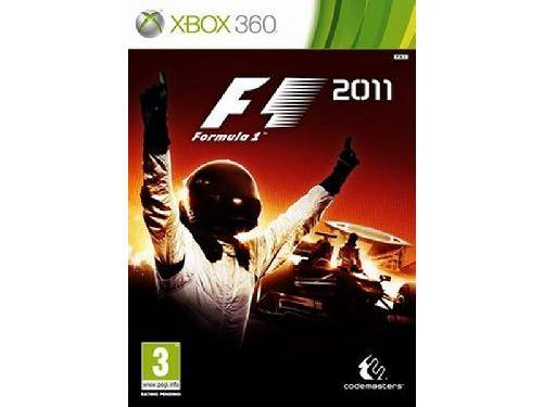 F1 2011 - multilingual (UK) X-Box 360
