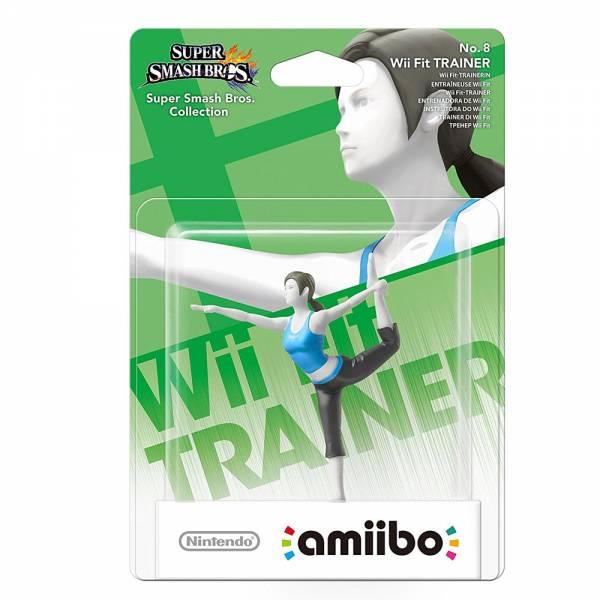 amiibo - Smash Fit Trainer Figur Wii U / 3DS / 2DS